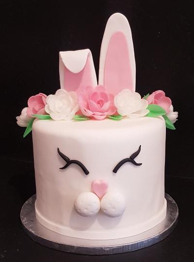 Mon gâteau lapin chez Zodio