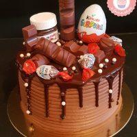 Un layer cake Kinder