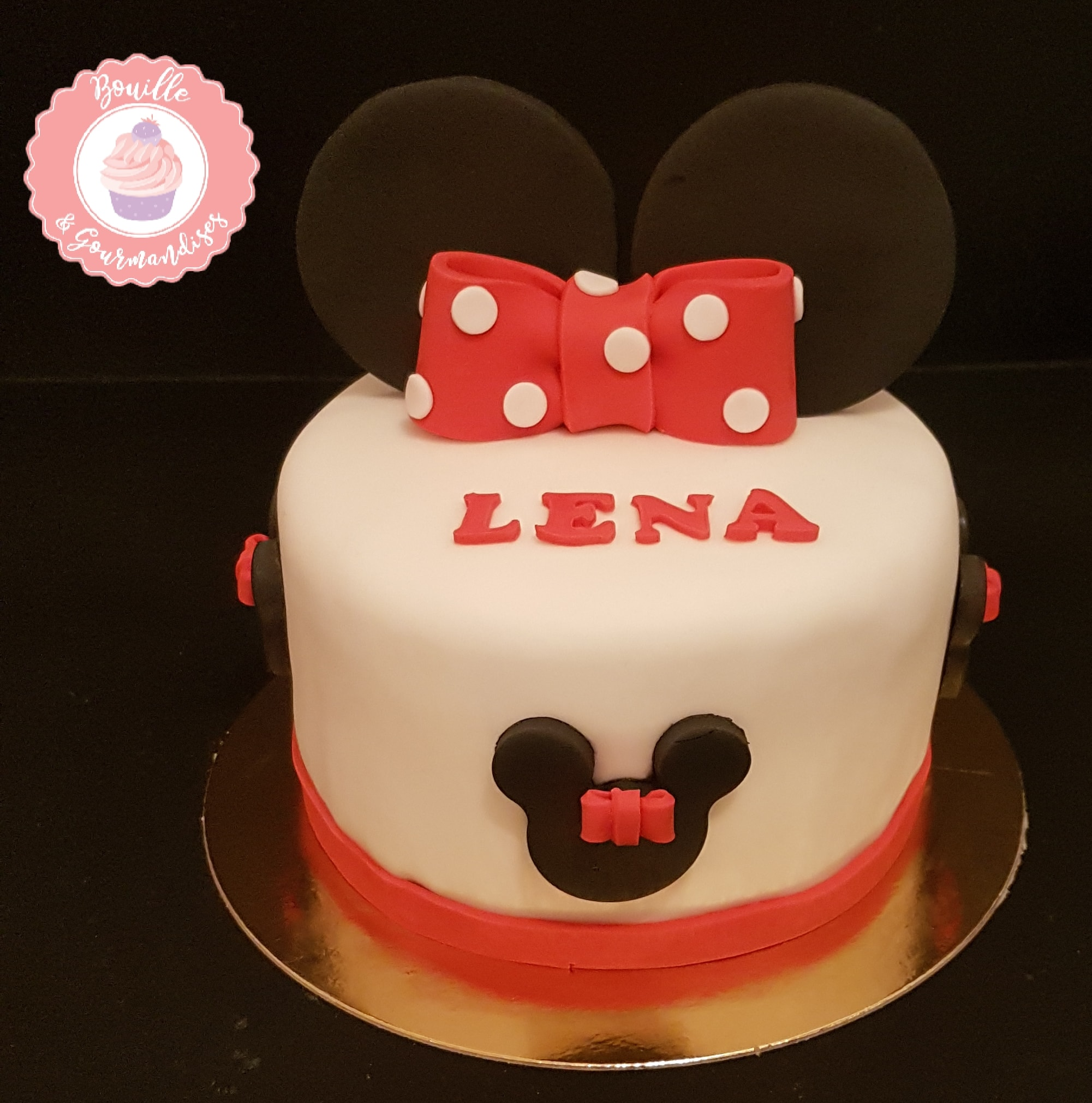 Cake design Minnie